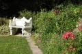 Garten . Ferienwohnung Parkvilla Bad Sassendorf