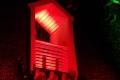 Feierliche Beleuchtung am neuen Gradierwerk Bad Sassendorf: Ausblick (23.11.2019)