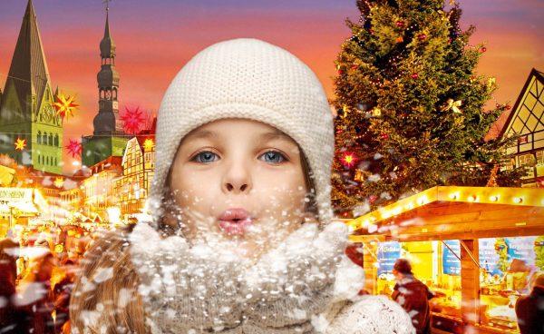 Soester Weihnachtsmarkt (© Wirtschaft und Marketing Soest GmbH)
